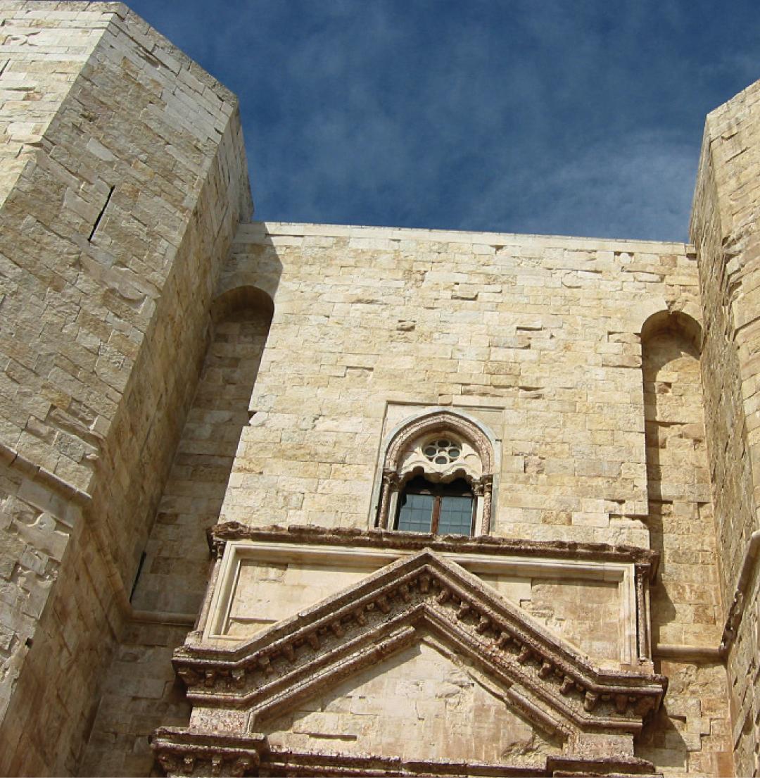 Dettaglio foto Castel del Monte