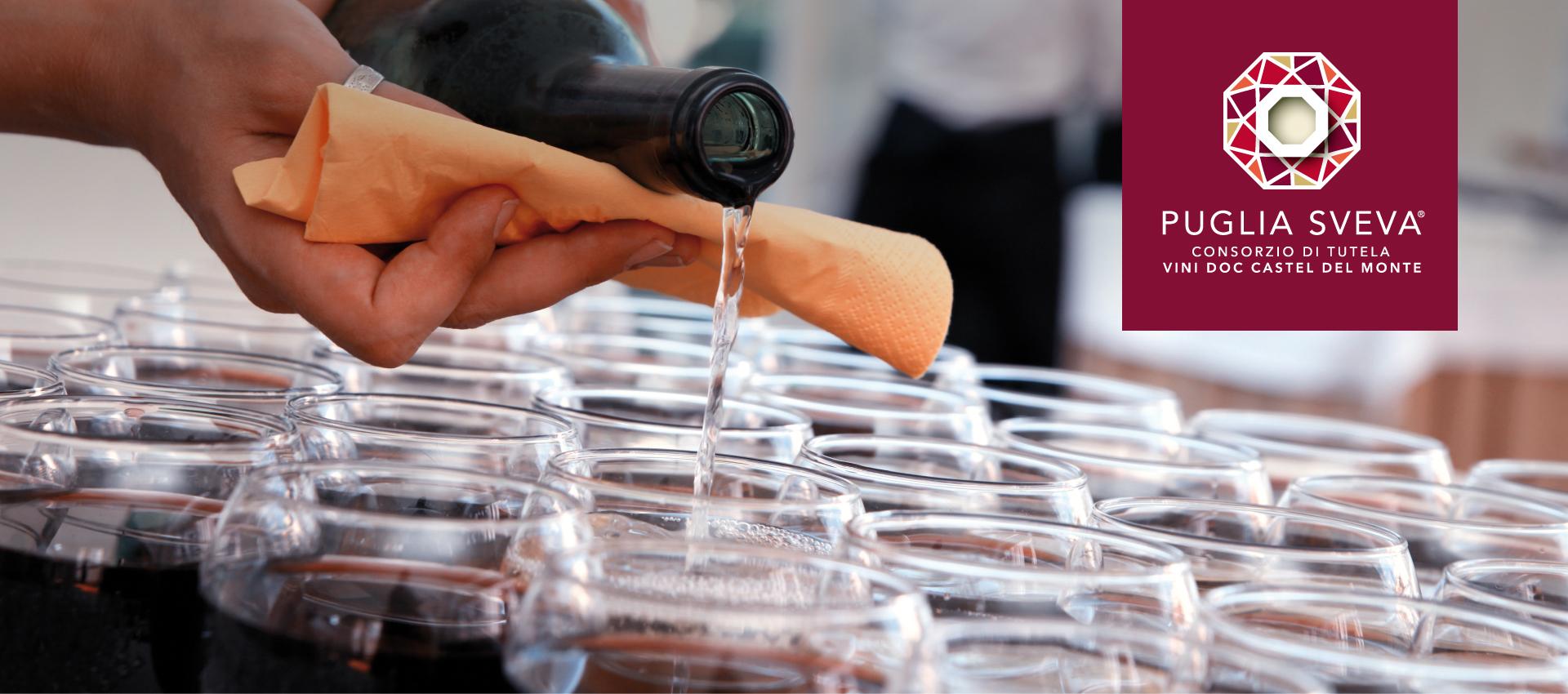 Logo Puglia Sveva - Consorzio di tutela vini DOC Castel del Monte
